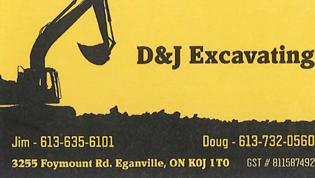 D & J Excavating