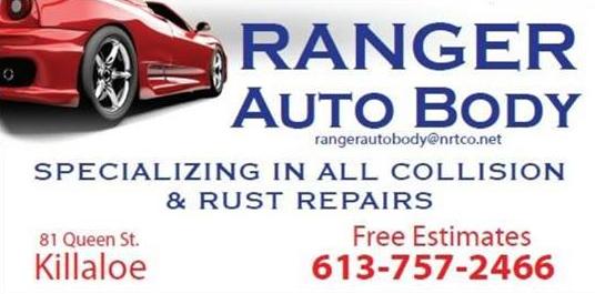 Ranger Auto Body