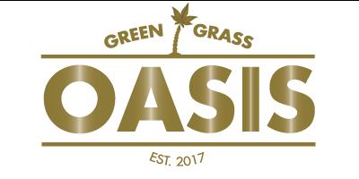 Green Grass Oasis
